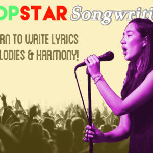 Pop Star Songwriting