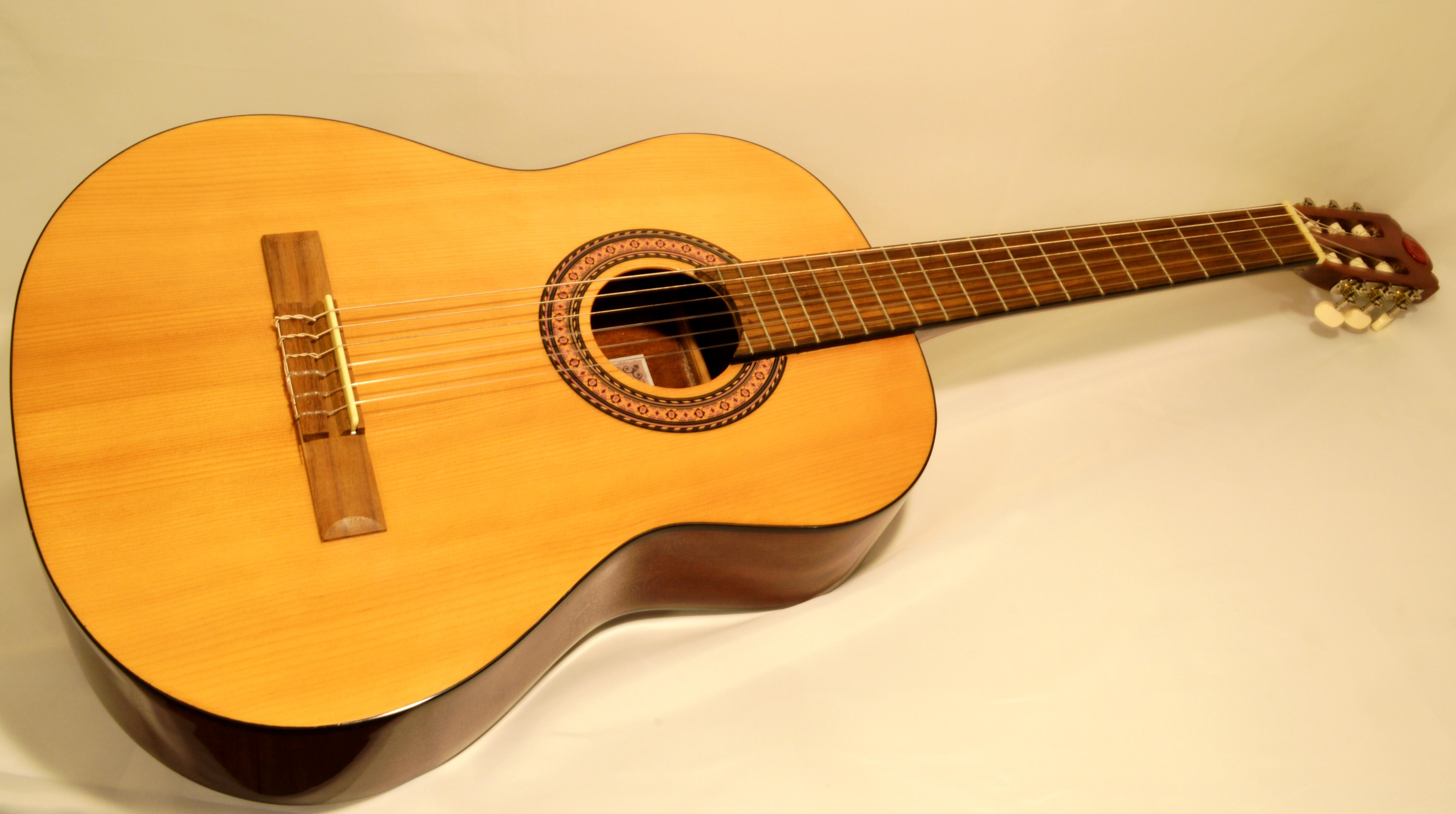 beginner acoustic guitar chateau c08 06 san marino music center. Black Bedroom Furniture Sets. Home Design Ideas