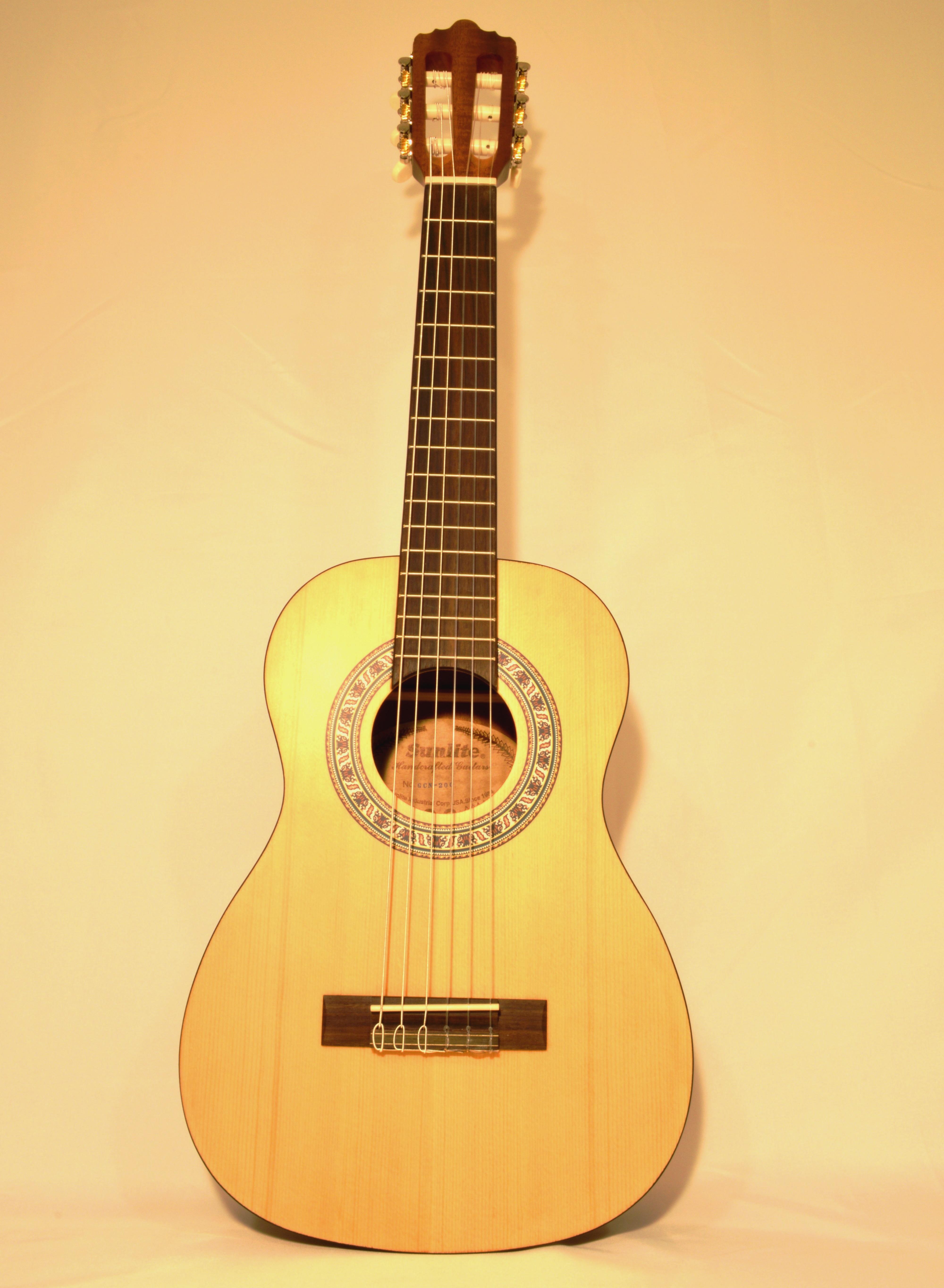 beginner acoustic guitar sunlite gcn 200 san marino music center. Black Bedroom Furniture Sets. Home Design Ideas
