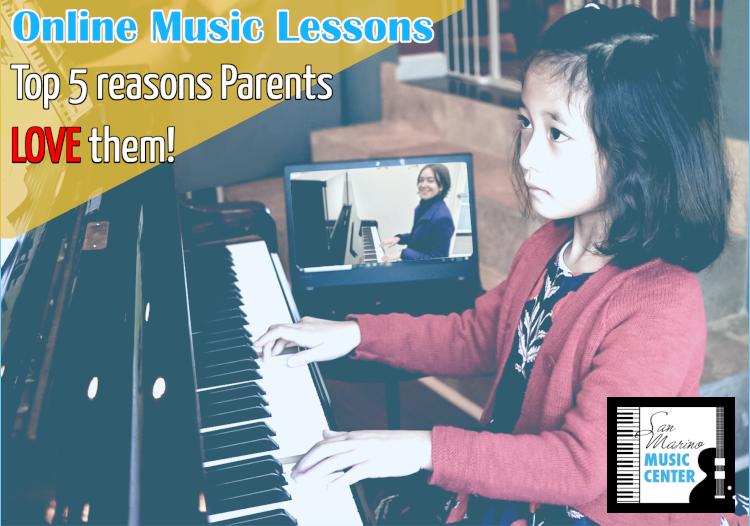 Online Music Lesson